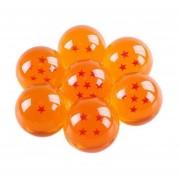 Siete Mini Esferas De Dragon Ball Con Caja