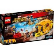 LEGO MARVEL SUPER HEROES - AYESHA: RAZBUNAREA 76080