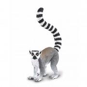 Safari LTD Plastic speelgoed figuur ringstaartmaki aap 10 cm