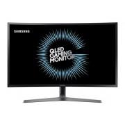 """Monitor Samsung 31.5"""", LC32HG70QQUXEN, 2560x1440, 144Hz, zakrivljen, Lift, Pivot, crna, Freesync, 24mj"""
