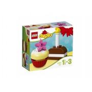 Set de constructie LEGO Duplo 10850 My First Cakes