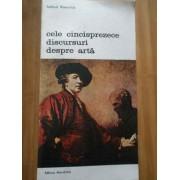 Cele Cincisprezece Discursuri Despre Arta - Joshua Reynolds