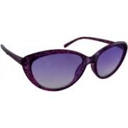 ELS Cat-eye Sunglasses(Pink)