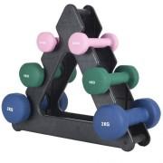 Gorilla Sports Halterrek (aerobic) 33 cm x 7 cm
