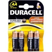 Italy's Cartridge BATTERIE DURACELL AA PLUS POWER ALCALINE 4 STILO AA DURACELL BATTERIA MN1500 + 50% MORE POWER