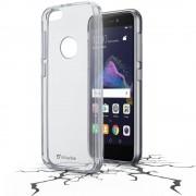Husa Protectie Spate Cellularline CLEARDUOP8LITE17T Duo Transparent pentru HUAWEI P8 Lite 2017