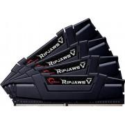 Memorija DIMM DDR4 4x8GB 3000MHz G.Skill RipjawsV CL14, F4-3000C14Q-32GVK