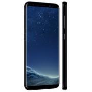 Samsung Galaxy S8 G950F Black plus folie protectie display