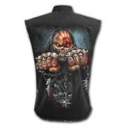 SPIRAL ujjatlan férfi ing - Five Finger Death Punch - JÁTSZMA, MECCS FELETT - G222M609