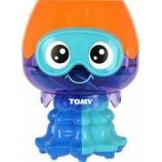 Jucarie de baie Meduza Tomy 12 luni + Multicolor