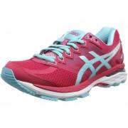 Zapatos Para Correr Mujer AsicsGT-2000 4-Fucsia