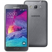 SAMSUNG GALAXY GRAND MAX 16GB INTERNAL MEMORY DUAL SIM SMARTPHONE WITH 6 MONTHS WARRANTY BAZAAR WARRANTY