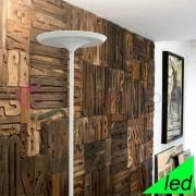 Gea Luce Srl Lexy Lampada Da Terra A Led Dimmerabile Design Moderno