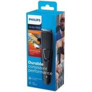 Philips BT1210/15 Cordless Trimmer (Black)