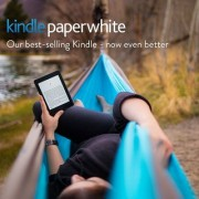 Kindle Paperwhite 3G 6 High Resolution Display (300 ppi) with Built-in Light Free 3G + Wi-Fi - Black