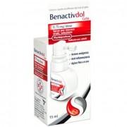Reckitt Benckiser H.(It.) Spa Benactivdol Gola 8,75 Mg/Dose Spray Per Mucosa Orale, Soluzione, 15Ml In Flacone Hdpe