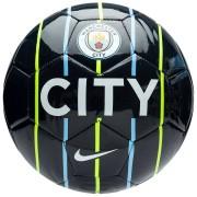 Nike Manchester City Fotboll Prestige - Navy/Neon/Blå/Vit