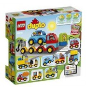 Set Lego Duplo My First Cars And Trucks