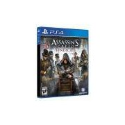 Jogo Assassins Creed Syndicate Ps4