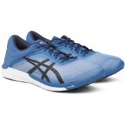Asics FUZEX RUSH Running Shoes For Men(Blue)