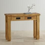indickynabytek.cz - Konzolový stůl Devi 110x76x40 z mangového dřeva Mango natural