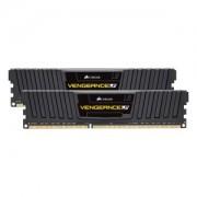 Corsair Vengeance LP Schwarz 16GB Kit (2x8GB) DDR3-1600 CL10 DIMM Arbeitsspeicher