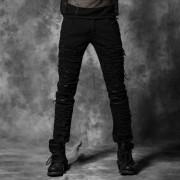 pantalon hommes PUNK RAVE - MadMax - K-179_B