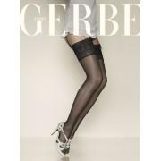 Gerbe - Elegant sheer stockings Fascination 10 den