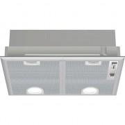 Hota incorporabila Bosch DHL555BL, Putere de absorbtie 681 mc/h, Iluminare LED, Clasa C, 53 cm, Argintiu