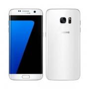 "Samsung Smartphone Samsung Galaxy S7 Edge Sm G935f 32gb Octa Core 5.5"" Dual Edge Super Amoled Dual Pixel 12 Mp 4g Lte Refurbished White Pearl"