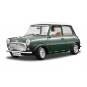 Bburago 2011 Gold 1:16 Scale Green Mini Cooper (1969)