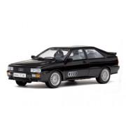 1981 Audi Quattro Coupe Black 1/18 By Sunstar 4151