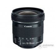 Canon 10-18/4.5-5.6 IS STM EF-S objektiv + starter kit