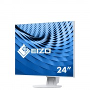 "Monitor IPS, EIZO 24.1"", EV2456-WT, 1000:1, 5ms, DVI/HDMI/DP, USB, Speakers, White, 16:10, 1920x1200"