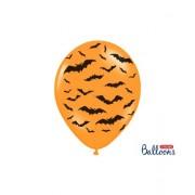 Set 6 Baloane Lilieci Halloween