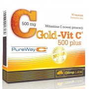 Olimp Labs GOLD-VIT C(R) 500 PLUS 30 kapszula