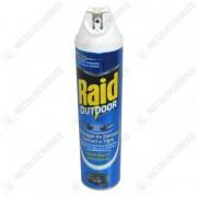 Raid Outdoor Spray muste si tantari 400 ml