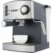 Espressor manual Zass ZEM 04 850W 15 bari Silver