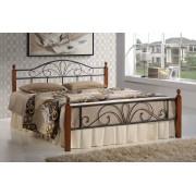 Спалня Мебели Богдан модел 7-Venice 160 BM, размер: 164/208/102 см, с включена подматрачна рамка