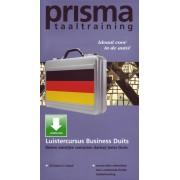 Prisma - Download taalcursussen Luistercursus Business Duits - Leer zakelijk Duits binnen een maand (Download)