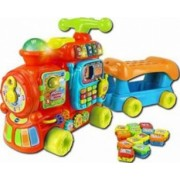Jucarie copii Vtech Push Ride Alphabet Train