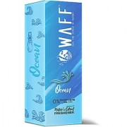 WAFF Worlds First Natures Extract Freshener OCEANIC -275 ml x 2 cans