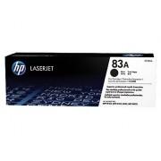 HP 83A -CF283A tóner negro
