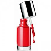 Лак за нокти Clinique A Different Nail Enamel, Happy Red, Мини размер