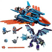 LEGO NEXO KNIGHTS Clay's Falcon Fighter Blaster 70351 Childrens Toy
