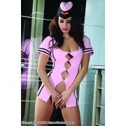 Flygvärdinna kostym