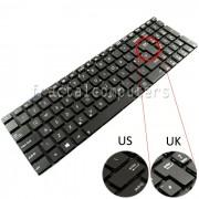 Tastatura Laptop Asus U500VZ layout UK