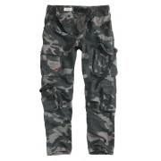 Airborne Trousers Slimmy BlackCamo Spodnie SURPLUS