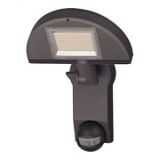 Brennenstuhl Lampe LED Premium City LH 8005 PIR IP44 anthracite, avec détecteur de mouvements infrarouge