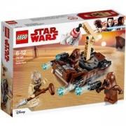 Конструктор Лего Стар Уорс - Tatooine – боен пакет, LEGO Star Wars, 75198